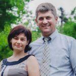 Сергей и Оксана Вознюк