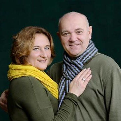 Юрий и Татьяна Соколовские